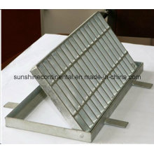 Hot Dipped Galvanized Catwalk Drainage Tranch Cover
