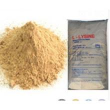 Hellbraunes Granulat 98,5% Min L-Lysin für Futtermittelzusatz (CAS: 56-87-1)