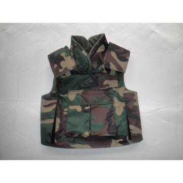 NIJ Iiia UHMWPE uniforme militar para los militares