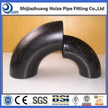 90 degree carbon steel elbow A234 WPB