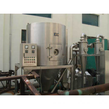 Antibiotic Amylase Spray Granulator Drying Machine Drier Oven System Dehydrator