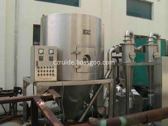 Antibiotic Amylase Spray Granulator Drying Machine Drier Oven System Dehydrator