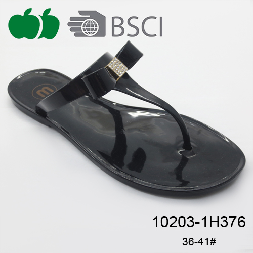pvc jelly slipper