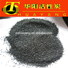 schwarzes geschmolzenes Aluminiumoxid für Schleifmittel 60 # 85% Al2O3