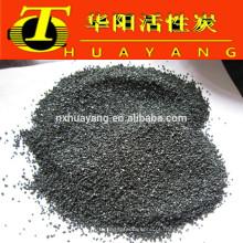 óxido de alumina fundido preto para abrasivos 60 # 85% Al2O3
