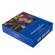 Cmyk цветная печать картонная коробка дисплея