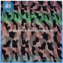 reflective knit fabric