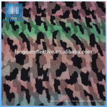 светоотражающие ткани Knit