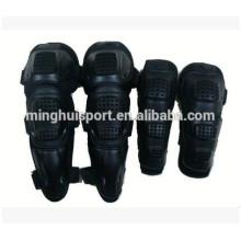 La motocicleta que compite con los cojines de rodilla del codo del automóvil protege el protector del guardia de la rodilla de la vespa de MTB ATV