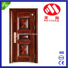 Metal Door for Export, 2017 Nuevo modelo