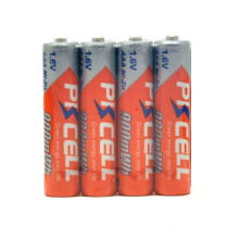2018 PKCELL 1.6 в 2500mwh аккумуляторная батарея Ni-Zn для высокого стока батареи
