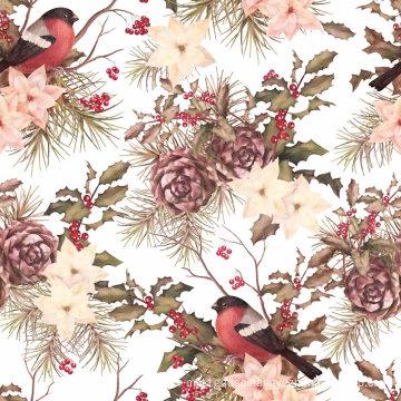 Digital Printed Fashion Nylon Fabric (ASQ084)