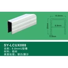 3mm Aluminiumprofil für Flightcase