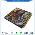 School Hardcover Black Paper Dagboek Spiraal Notebooks