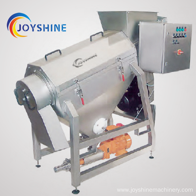 carrot fruit processing pulper juicer extractor machine