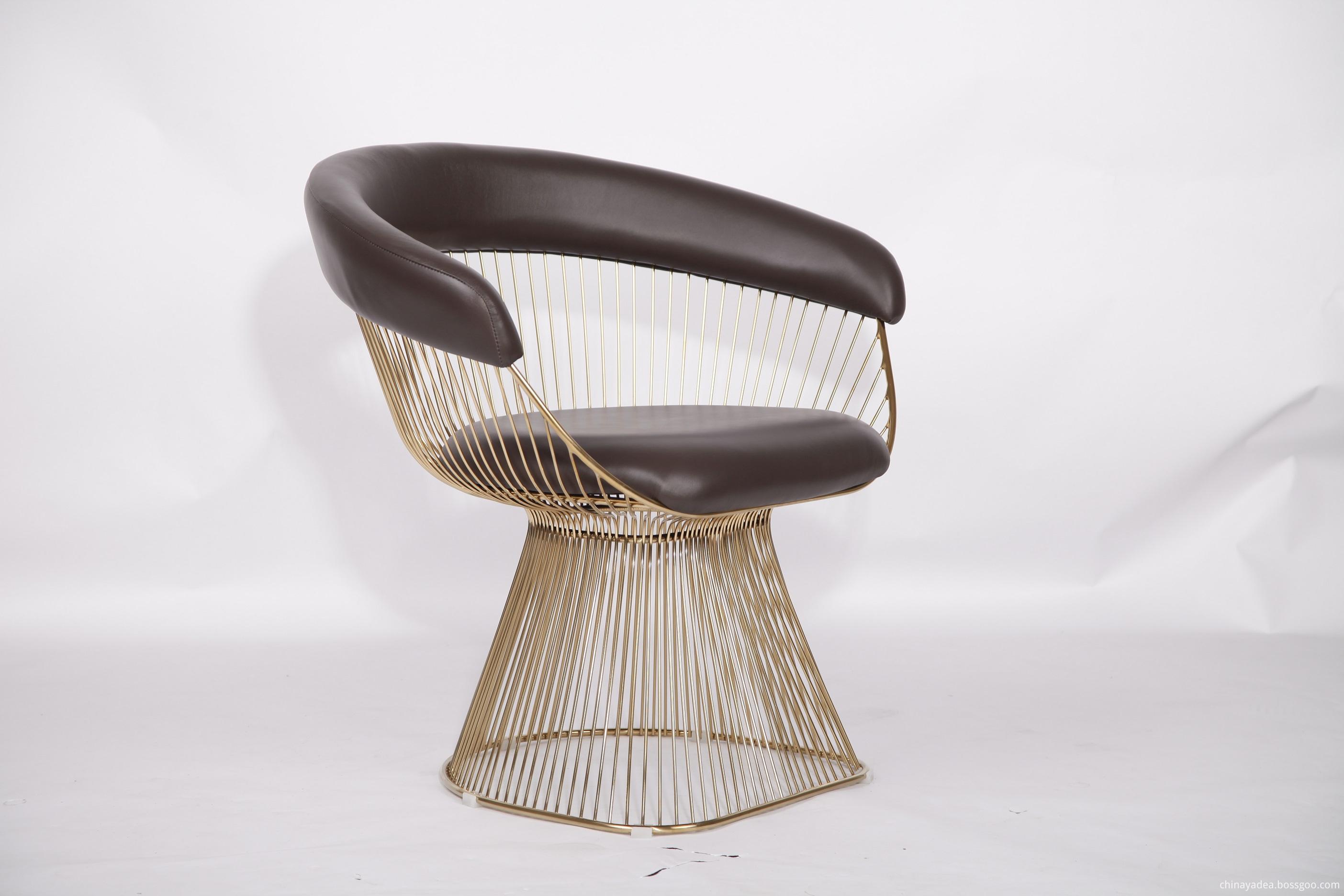 warren platner armchair replica