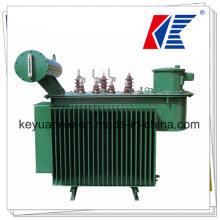 Трехфазный трансформатор 11кВ 33кв 415В 100кВА