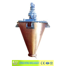 Máquina de mistura cónica da correia espiral do parafuso