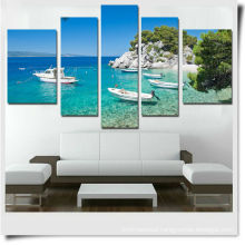 Wholesale Multi-Panels Landscape Canvas Painting