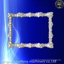 Pièce de rechange personnalisée moulage sous pression en aluminium