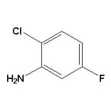 2-Хлор-5-фторанилин CAS № 452-83-5