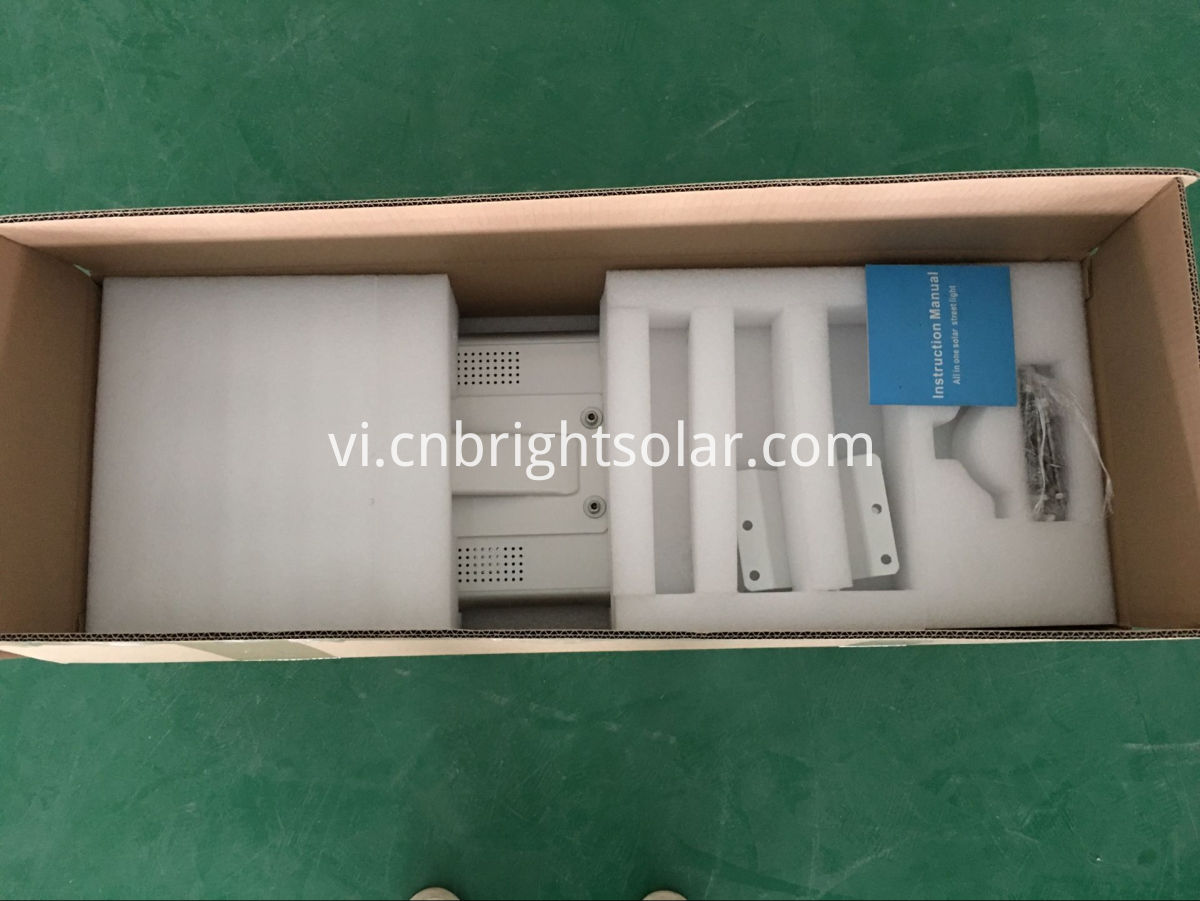 20W Integrated Solar Street Light-3