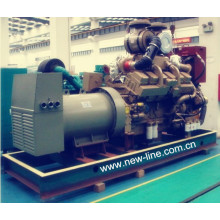 Cummins Marine Diesel Power Generating Set 50Hz&60Hz (20kw~1200kw)