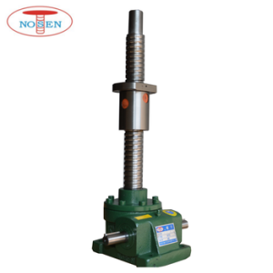 Professional Manufacturer for China Mechanical Screw Jacks,Worm Gear Screw Jacks,Worm Gear Mechanical Screw Jacks Manufacturer screw jack for machine positioning and level adjusting export to United States Factories