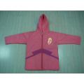 Yj-1140 Children′s Pink Cute Waterproof Jacket Rainwear Raincoat Online Shopping