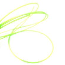 Tubo termocontraíble de luz nocturna fluorescente