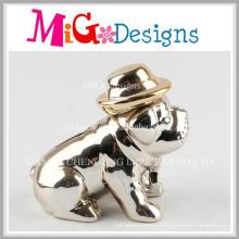 Wholesale Dog Migodesigns Decor Gift Ceramic Piggy Bank