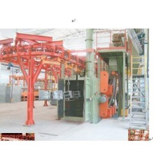 Mechanical Recovery Of Blasting Room