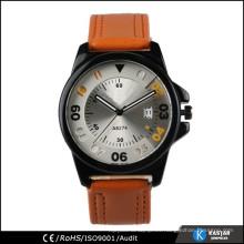 Reloj de acero reloj de acero inoxidable