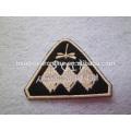 Bordado de bordado personalizado / ferro bordado em remendos / remendos bordados