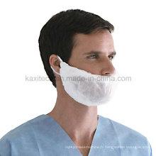 Couverture chirurgicale non tissée de moustache d'hygiène