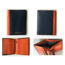 Guangzhou Supplier Designer Branded Wallet of Men Card Bag (Z-103)