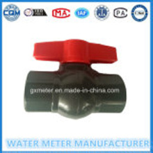 Control Type Ball Valves with Plastic Body