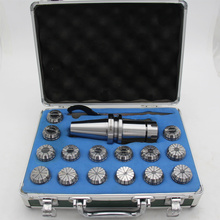 BT-ER Collets-Chucks Set with Aluminum plastic box