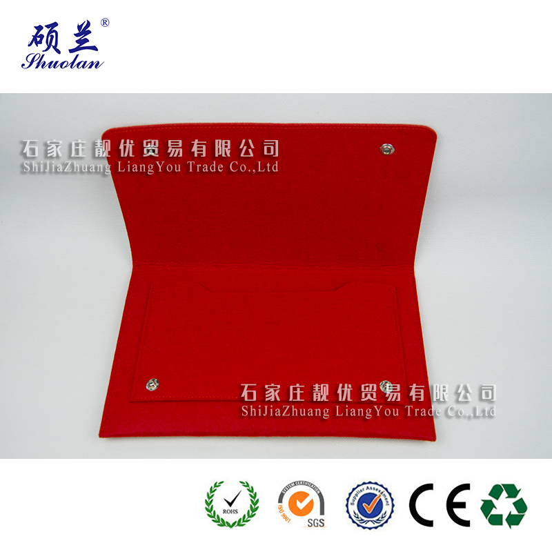 Customized Felt Document Bag