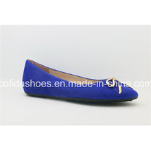Multi Colors Loafer Shoes Fashion Lady Shoes