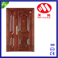 Turkey Door with New Design Steel Door for Apartment