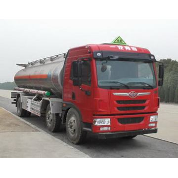 2016 New FAW Aluminum Alloy Fuel Transport Tanker