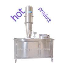 Granulador / pelletizador / revestidor de leito fluidizado DLB