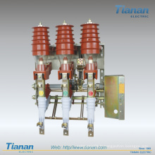 Interrupteur de rupture de charge du frein à circuit haute tension à haute tension