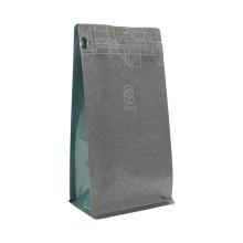 Bath Salt Body Scrub Flat Bottom Ziplock Bag
