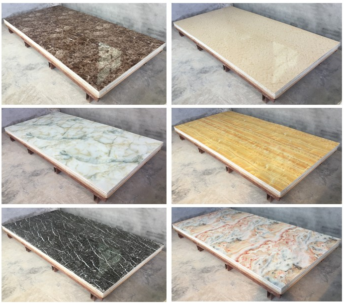 Pvc Marble Wall Panel 2