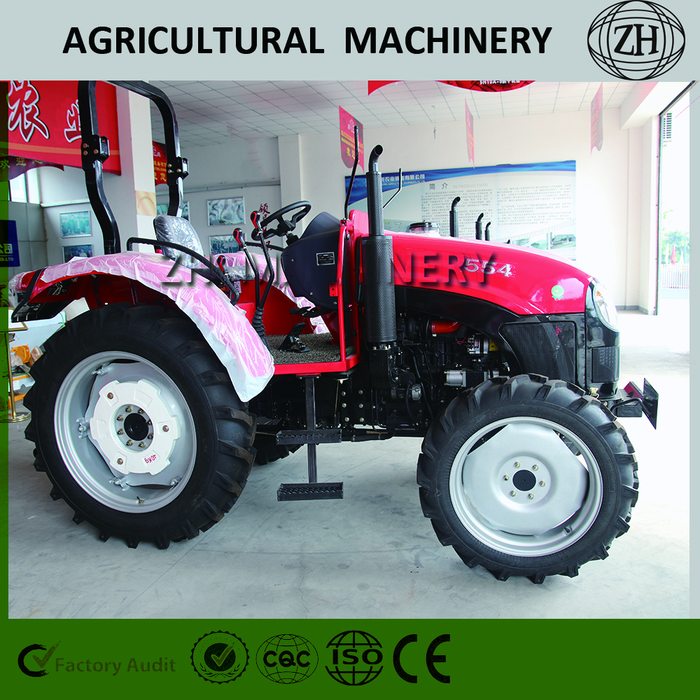 Paddy Field Use Agriculture Tractor Machinery