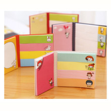 Printed Post Memo Note Pad Sticky