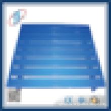 Двухсторонний односторонний стальной поддон с порошковым покрытием