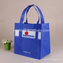 Wiederverwendbare nicht gesponnene Einkaufstasche-fördernde Einkaufstasche der hohen Qualität